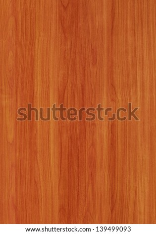 wood texture - cherry - stock photo