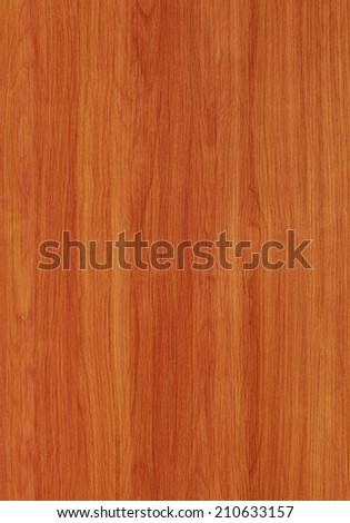 wood texture - cherry - stock photo