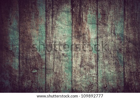 Wood texture material background for Vintage wallpaper - stock photo