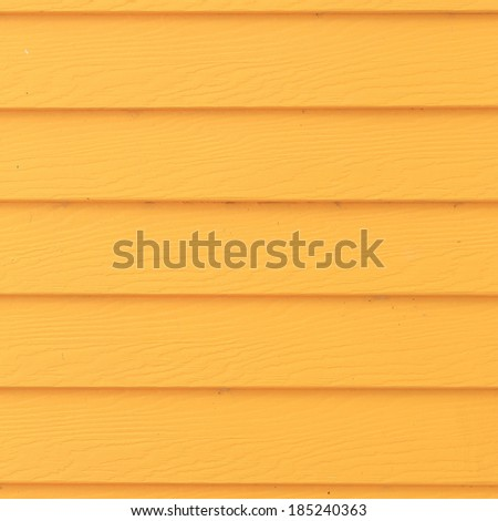 wood yellow plank texture background - stock photo