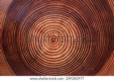Wooden background,close up - stock photo