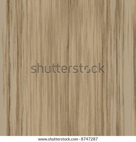 wooden background, seamless repeat pattern - stock photo