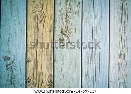 Wooden background, texture of wood board. - stock photo