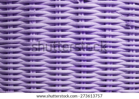Wooden basket background or texture. Woven wooden wicker fence panel for the hand crafts, gardenia background or wallpaper pattern. Textured background with wickerwork panel. - stock photo