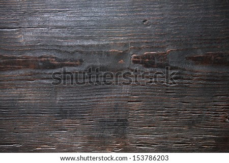 Wooden board detailed surface - stock photo