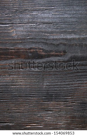 Wooden board in detailed surface - stock photo