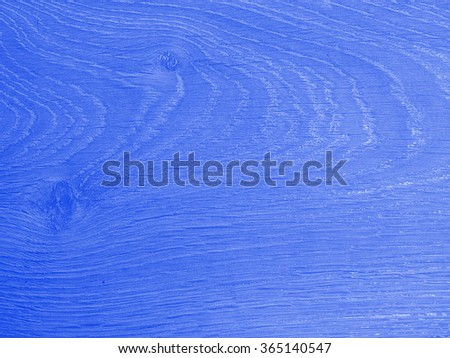 Wooden board surface texture toned in blue color for background. - stock photo