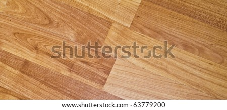 Wooden, brown background - stock photo