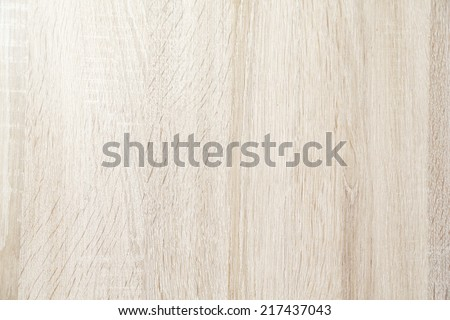 wooden desk surface for background. - stock photo