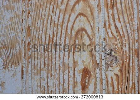 Wooden grunge background - stock photo