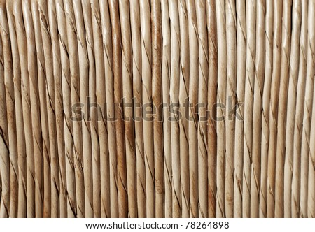 wooden lines background - stock photo