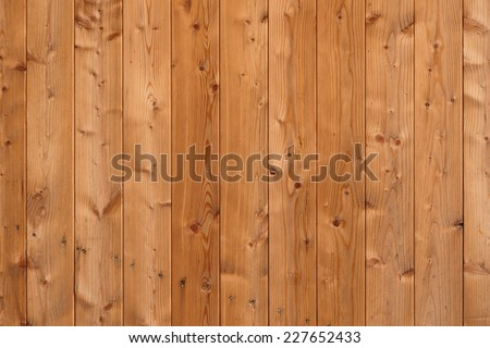 wooden panels for creative background - stock photo