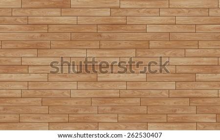 wooden parquet texture - stock photo