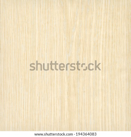 Wooden soft surface empty for text or design - laminated material. Close-up. - stock photo
