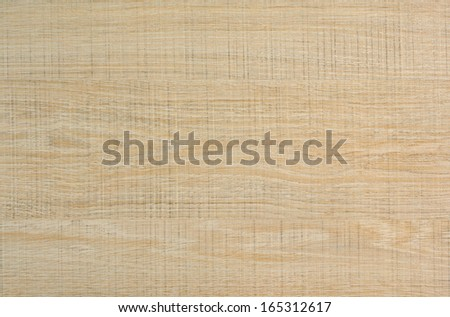 wooden texture, pattern for furniture industry / birch wood  - stock photo