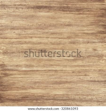 Wooden texture, yellow crisp wood background - stock photo