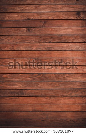 Wooden wall texture - stock photo