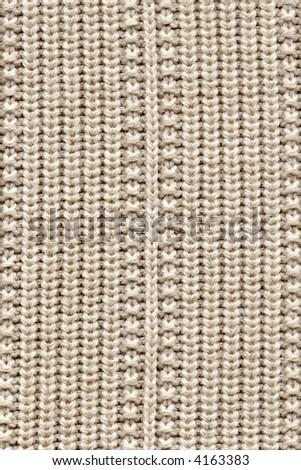 Wool pattern - stock photo