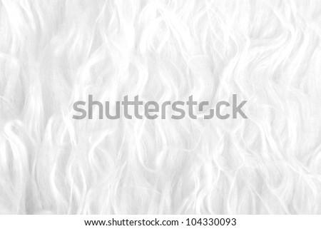Woollen blanket - stock photo