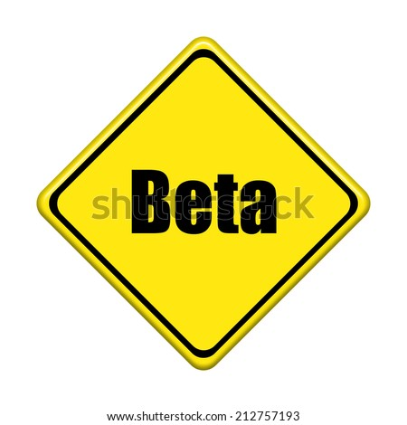 word on the old yellow road sign background. - stock photo