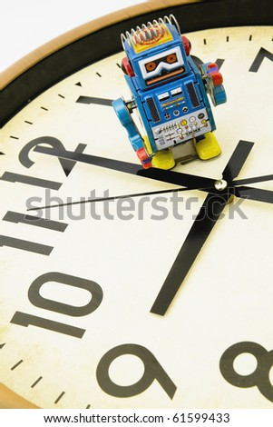work time concept image - stock photo