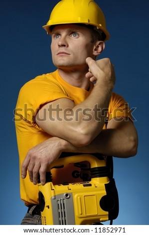 Worker - stock photo