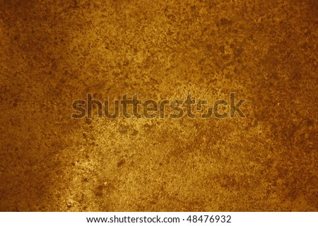 Worn out concrete floor with a paper-like grunge texture - stock photo