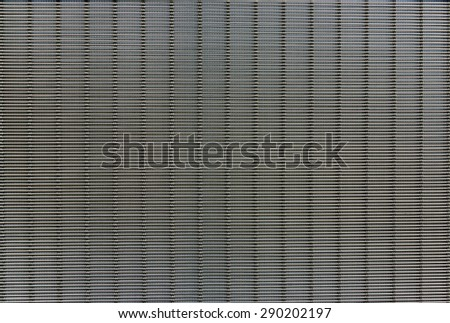 Woven Wire Mesh texture, selective focus (detailed close-up shot) - stock photo