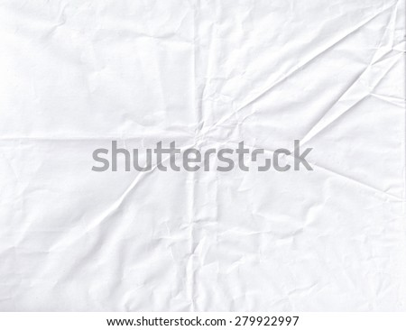 Wrapping paper photo texture with wrinkles for your design. - stock photo