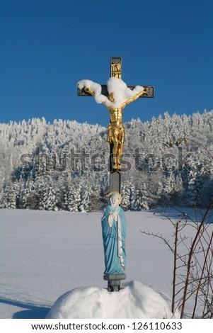 xmas Christmas winter - stock photo