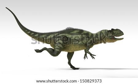 Yangchuanosaurus Stock Photos, Images, & Pictures ... Yangchuanosaurus Coloring Page