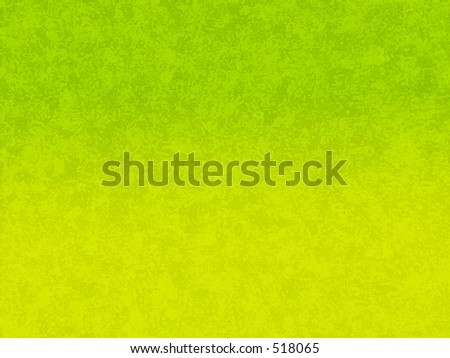 Yellow aand green background - many uses - stock photo