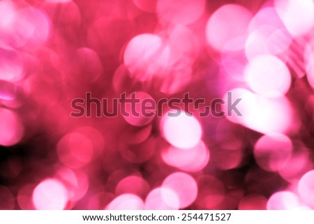 yellow and orange circular reflections - stock photo