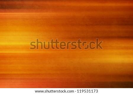 Yellow and orange grunge stripy background - stock photo