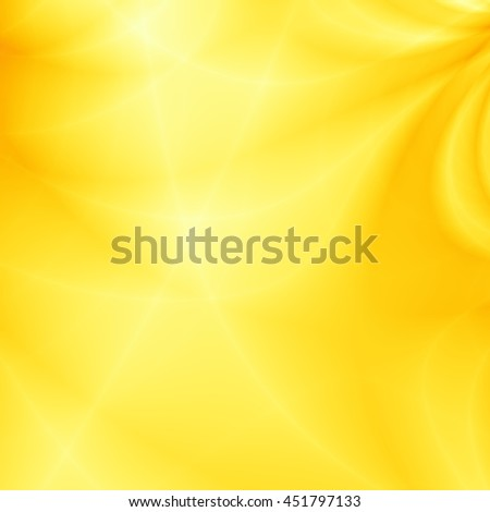 Yellow background abstract sunny day wallpaper - stock photo