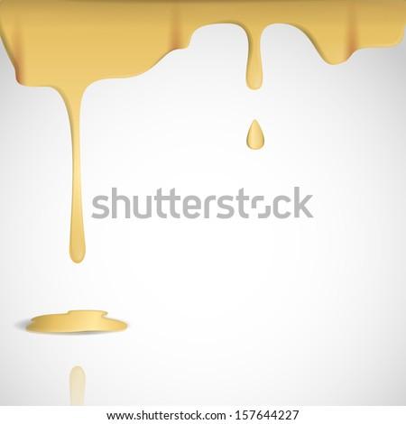 Yellow Cheese Background. - stock photo