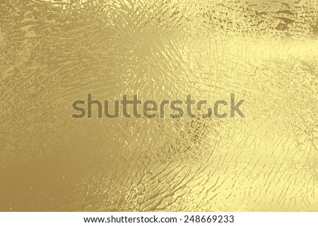 Yellow golden , light abstract   background , with   painted  grunge background texture for  design . - stock photo