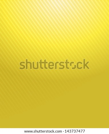 yellow gradient lines pattern illustration design background - stock photo