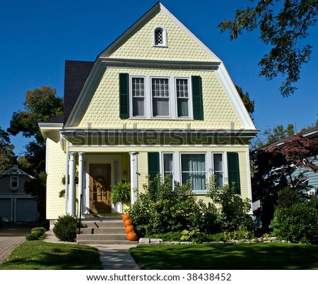 Stock Images similar to ID 57795508 - small old house
