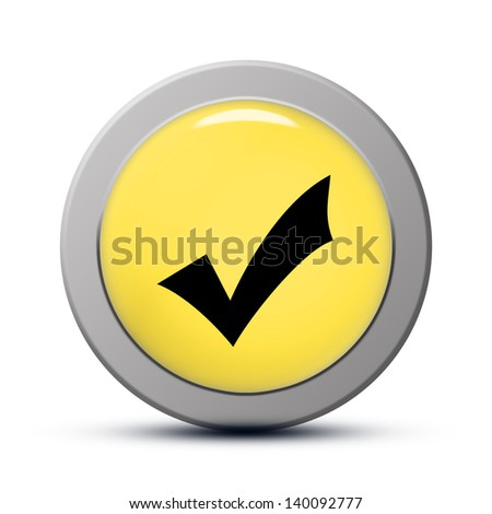 Icon Yellow Yellow Round Icon Series