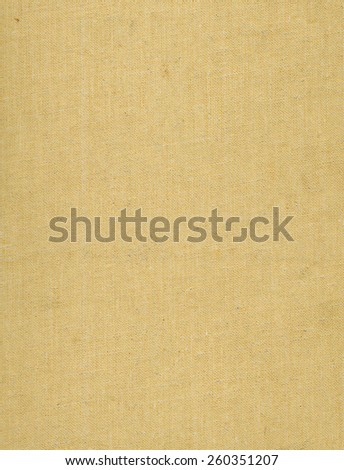Yellow textile background - stock photo