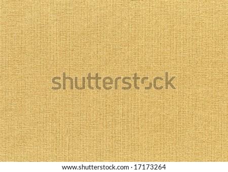 Yellow textured paper - stock photo