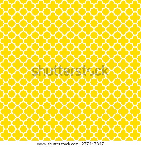Yellow and white pattern background - photo#10