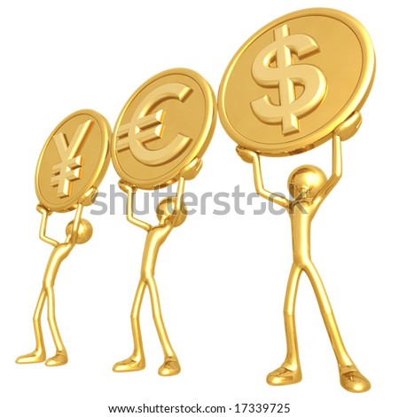 YES Currency - stock photo