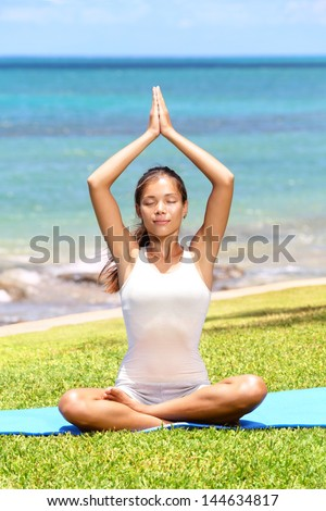 yoga retreat stock photos images  pictures  shutterstock