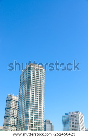 Yokohama, japan - stock photo