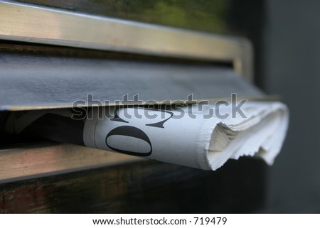 You have got mail. - stock photo