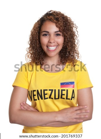 Venezuela Girl