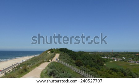 Zeeland, Netherlands - stock photo