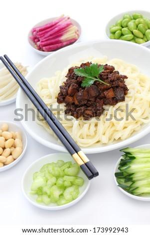 ... zha jiang mian zha jiang mian noodles noodles zhajiang noodles